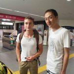 トーマスは日本の女の子が大好き!カウチサーフィン体験レポート#4